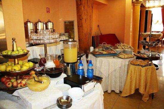 Hotel Marinella: Colazione