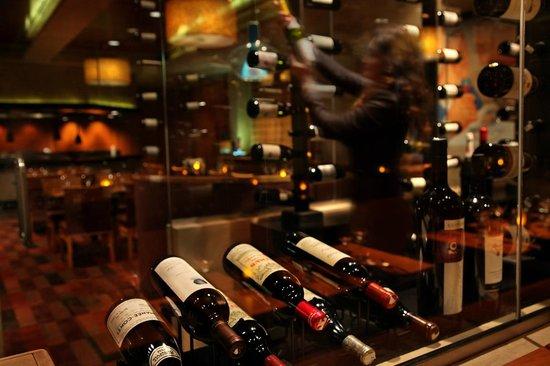Octagon: Wine Cellar