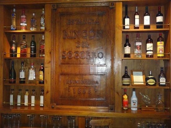 Rincon del Socorro: Bar