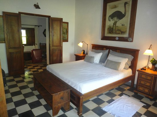 Rincon del Socorro: Jabiru room (room #1)