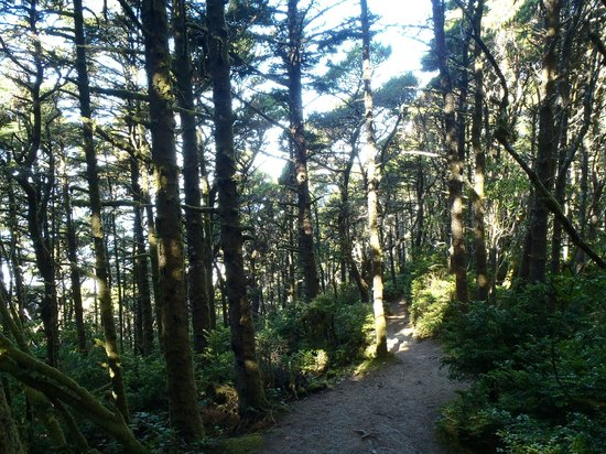 Florença, OR: The Hobbit Trail