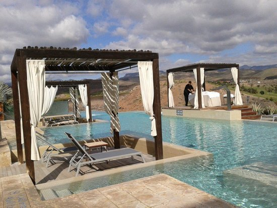 Sheraton Gran Canaria Salobre Golf Resort: Zona spa