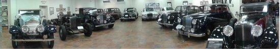 Rolls-Royce Foundation: Rolls-Royce Museum Cars