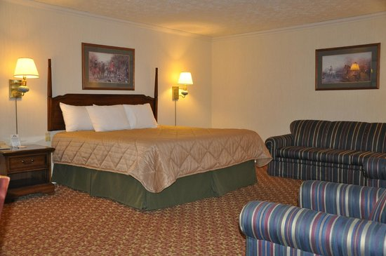Days Inn Harrodsburg: King Room