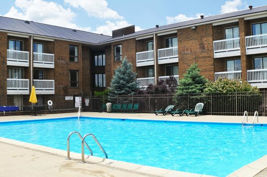 Days Inn Harrodsburg: Swimming Pool