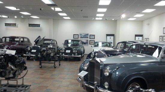 Mechanicsburg, PA: Rolls-Royce Museum