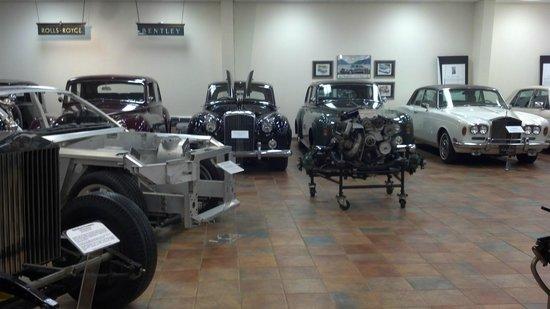 Rolls-Royce Foundation: RRF Exhibits