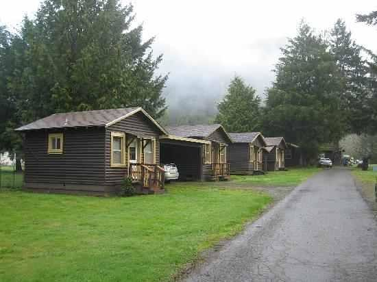 Camp Marigold Garden Cottages & RV Park: miss My little cabin :( would like to visit.few.days