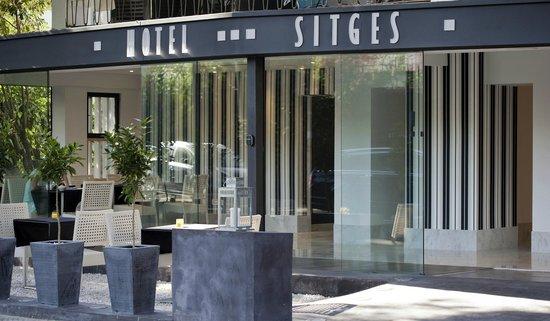 Hotel Sitges: ENTRADA