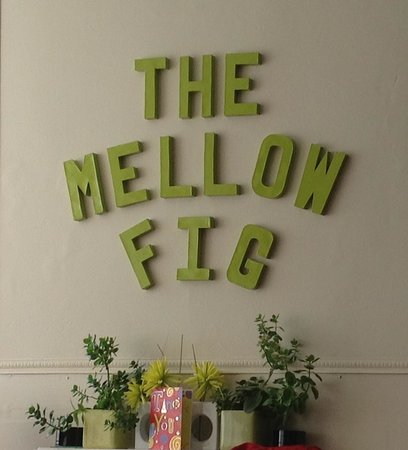 The Mellow Fig: This little gem of a restaurant!