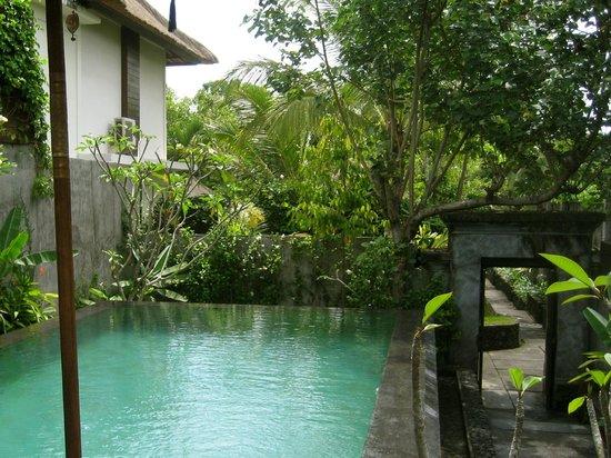 KajaNe Mua Private Villa & Mansion: the pool outside our villa