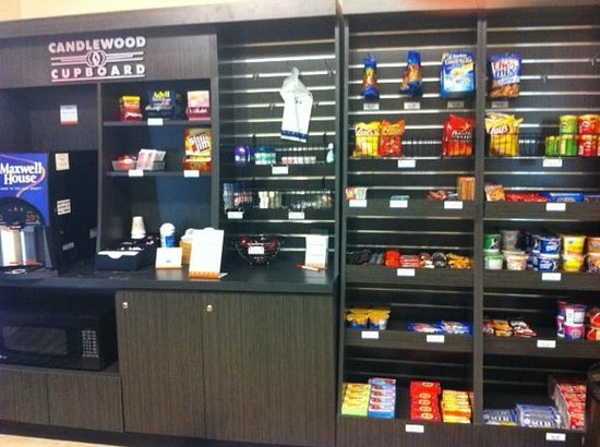 Candlewood Suites Arundel Mills / BWI Airport: Snack Shop