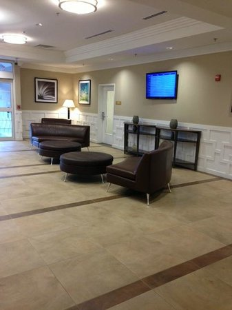 Candlewood Suites Arundel Mills / BWI Airport: Lobby