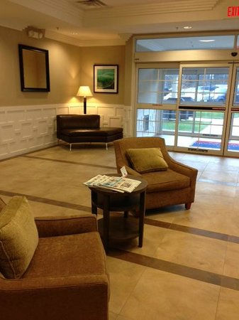 Candlewood Suites Arundel Mills / BWI Airport : Lobby