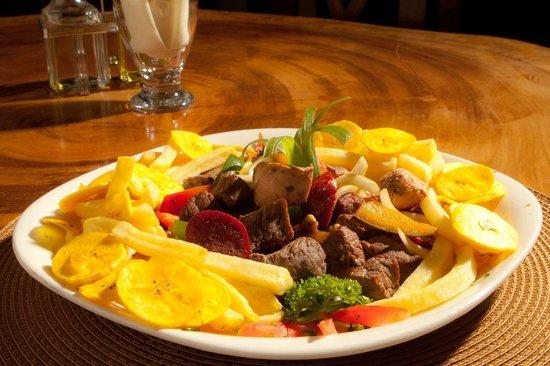 Manglar Restaurant: Manglar lodge restaurant