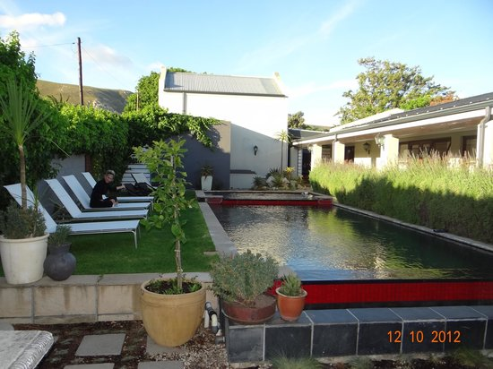 Aloe Guest House: Awesome swimming area
