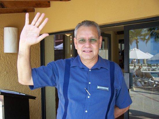 Holiday Inn Resort Ixtapa: Abel - culinary master