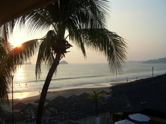 Holiday Inn Resort Ixtapa: view from our room