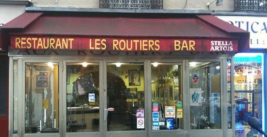 les routiers paris restaurant avis num ro de t l phone photos tripadvisor. Black Bedroom Furniture Sets. Home Design Ideas