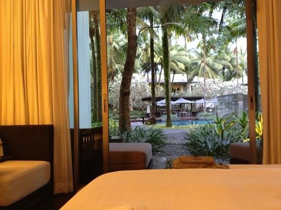 Twinpalms Phuket: terrace view