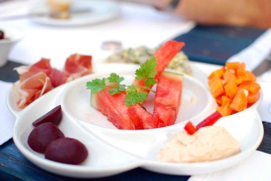 Cachoa Restaurant : Antipasti