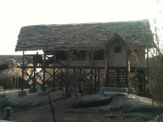 Maweninga Camp: Tent #15