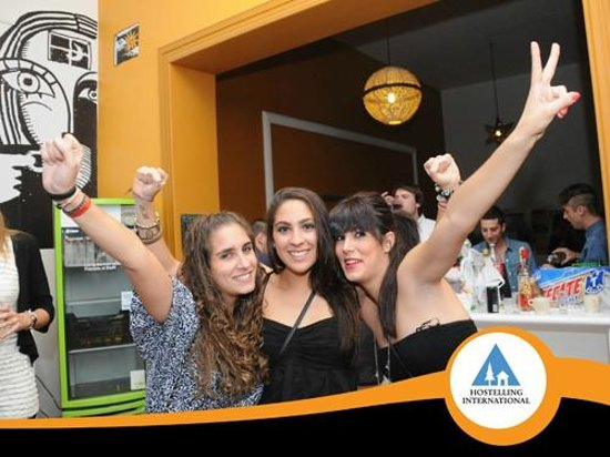 Hostel Guadalajara Centro: The best atmosphere, people from all over the world