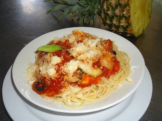 Sabor Latino Bistro Restaurant: La pasta
