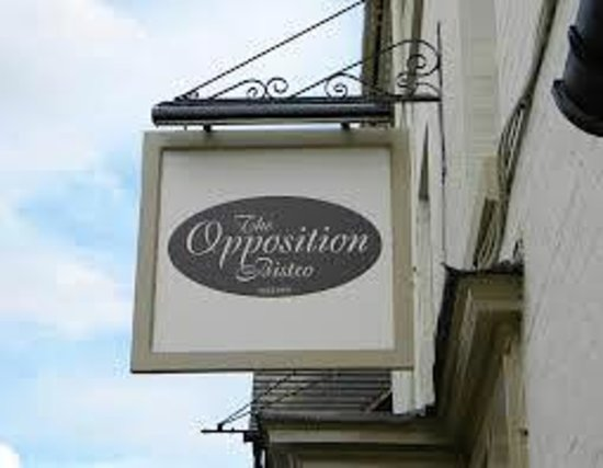 The Opposition Bistro: Opposition Bistro