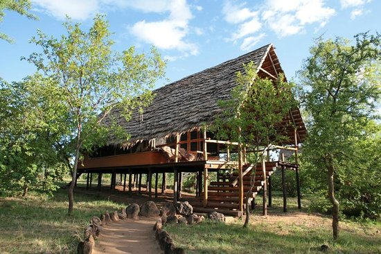 Kikoti Safari Camp: Our home for 2 nights