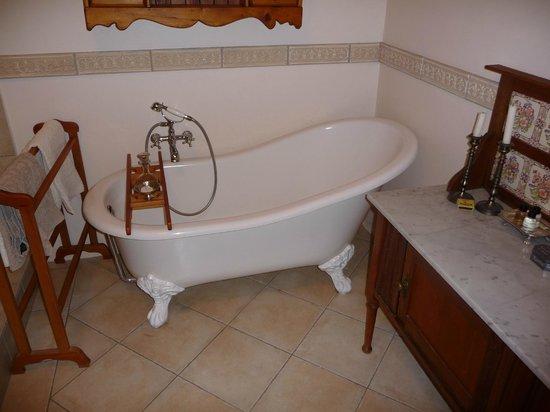 Babanango, Νότια Αφρική: Bathroom