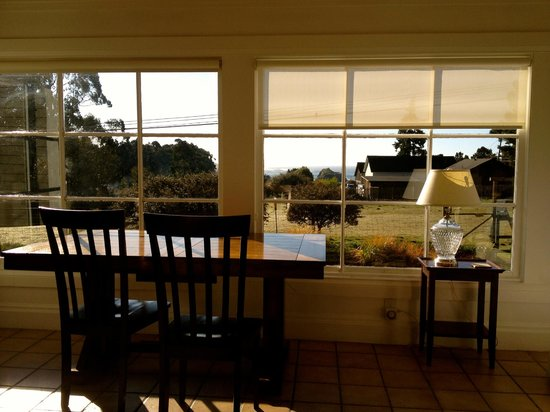 Glendeven Inn Mendocino : our favorite place to sit and relax