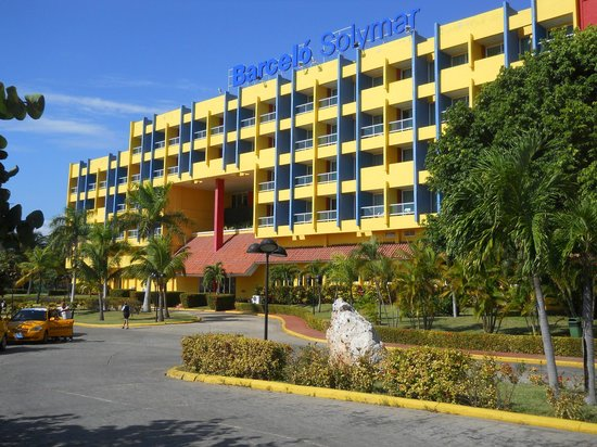 Green With Envy Picture Of Barcelo Solymar Varadero