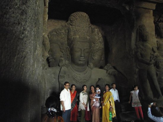 Elephanta Caves: Caves