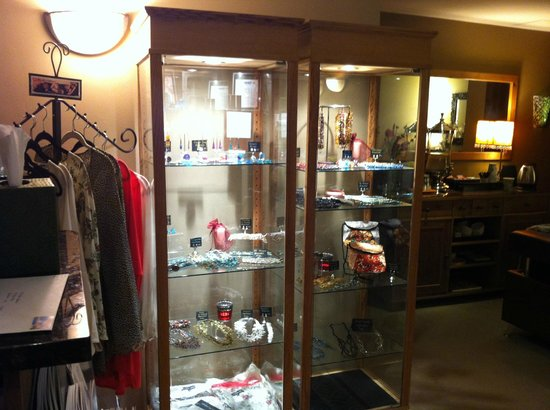 Sena Spa at the Teton Club : World Hand Crafted Jewelry