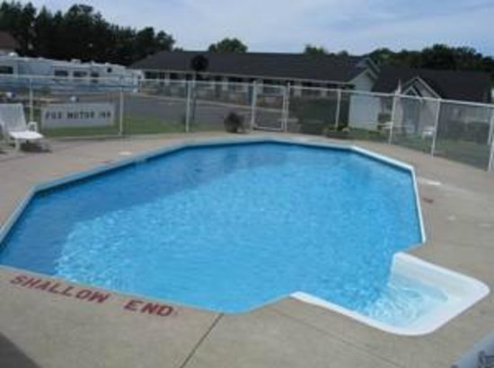 Fox Motor Inn: Pool