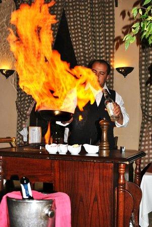 Chez Pascal : Amazing Irish coffees