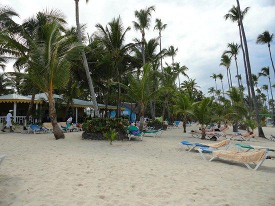 Hotel Riu Naiboa: playa...........................
