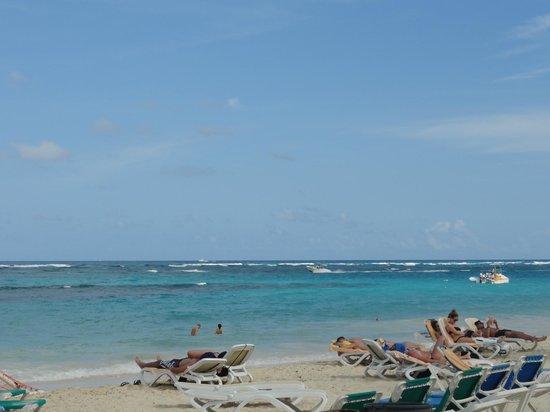 Hotel Riu Naiboa: la playa