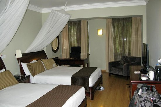 Four Points by Sheraton Arusha, The Arusha Hotel: Room 705