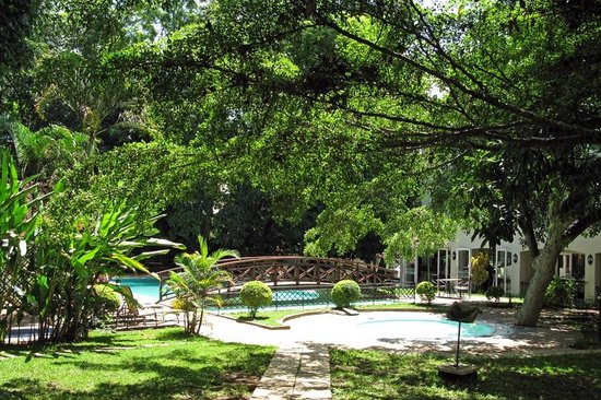 The Arusha Hotel: Pool