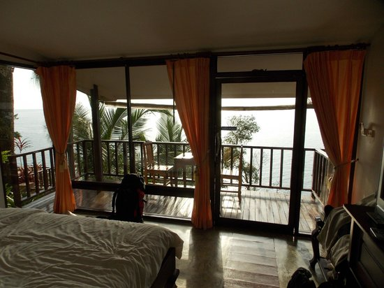 Chang Cliff Resort: Room enterior S8