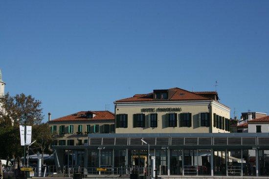 호텔 파노라마 사진