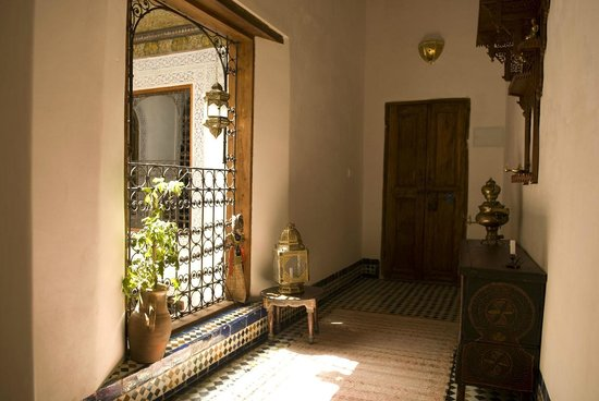 Dar Attajalli: Inner Balcony