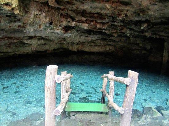 Cenote X Batun: Cenote #1