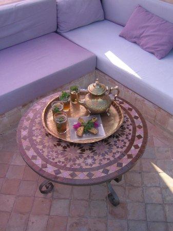 Dar Attajalli: Teatime