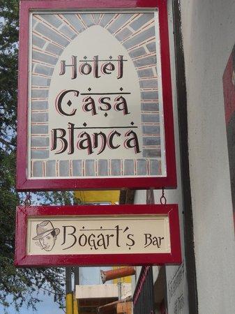 Hotel Casa Blanca and Bogart's Bar