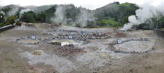 Quinta da Mo: Thermalgebiet im Ort 