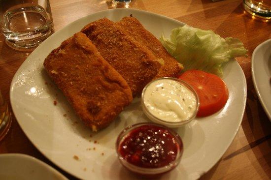 Wienerwald Restaurants Gmbh: Emmenthal impanato
