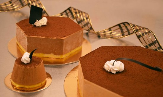 Pasticceria Manicaretti et Cetera : Mousse al cioccolato